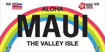 "Maui License (30""x60"") Towel"