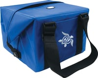 3-in-1 Collapsible Thermal Cooler - Holds 12 Cans