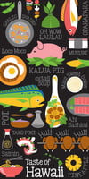 "Taste of Hawaii (30"" x 60"") Towel"