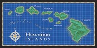 "Island Chain (30"" x 60"") Towel"