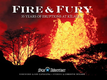 Fire & Fury -35 Years of Eruptions at Kılauea