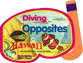 Diving for Opposites in Hawaii