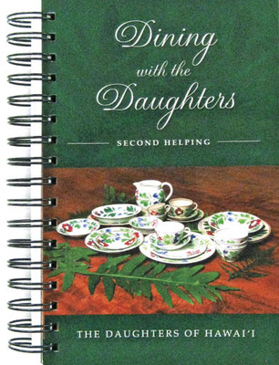 Dining with the Daughters – Second Helping
