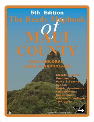 The Ready Mapbook of Hawaii, 5th Edition