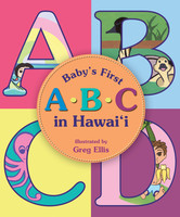 Baby's First ABC in Hawai'i