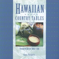 Hawaiian Country Tables