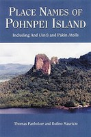 Place Names of Pohnpei Island