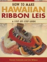 How to Make Hawaiian Ribbon Leis
