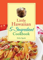 Little Hawaiian 5-Ingredient Cookbook