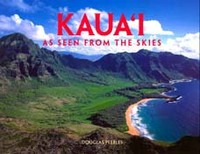 Kauai As Seen From The Skies