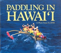Paddling in Hawaii
