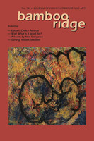 Bamboo Ridge: Journal of Hawai'i Literature and Arts