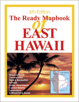 The Ready Mapbook of East Hawaii, 6th Edition