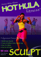 Hot Hula Fitness: Sculpt