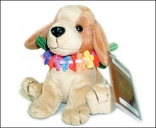 Hawaiian Collectibles - Puni Hele the Hawaiian Dog
