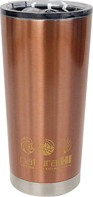 Natural HI Stainless Steel 20oz Travel Cup - Copper