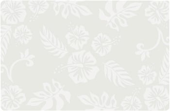 Placemats- Hibiscus (set of 6)