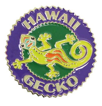 Pin Hawaii Gecko