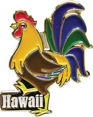 24667 Pin Hawaii Rooster