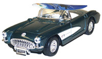 Hawaiian Surf Car -1957 Chevy Corvette