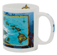 Mug 11oz - Blue Island Chain