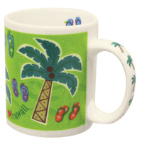 Mug 11oz - I Love Hawaii