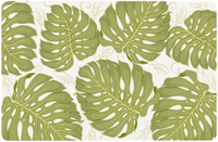 Placemats - Monstera Gold (Set of 6)