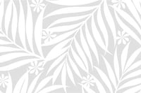 Placemats - Pikake & Palm Leaves (Set of 6)