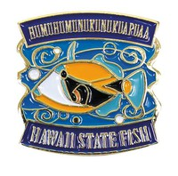 Pin Hawaii State Fish