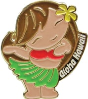Pin Hula Girl