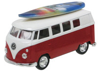 Hawaiian Surf Car -1962 VW Bus