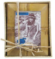 "Photo Frame - Bamboo (4"" x 6"")"