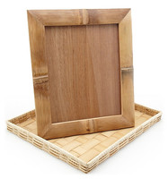 "Photo Frame - Bamboo (8"" x 10"")"