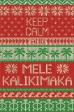 "Boxed 4""x6"" Hawaii Christmas Cards - Keep Calm Sweater"
