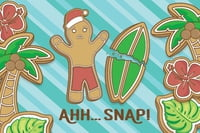 Ahh...Snap! 4x6 Holiday Cards
