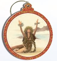 Hawaii Christmas Ornament - Mililani