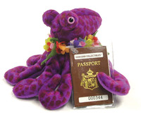 Hawaiian Collectibles - Wawaeponi the Hawaiian Octopus