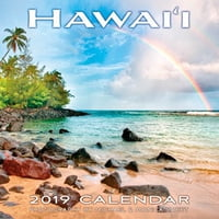 "Hawaii Landscapes - Deluxe 11"" x 11"" Wall Calendars"