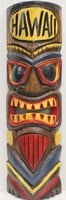 Mask - Tiki Hawaii 20""